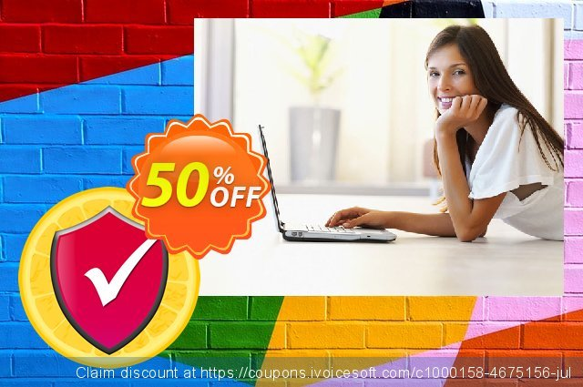 Orange Defender Antivirus - 1 year subscription discount 50% OFF, 2020 Halloween offering sales