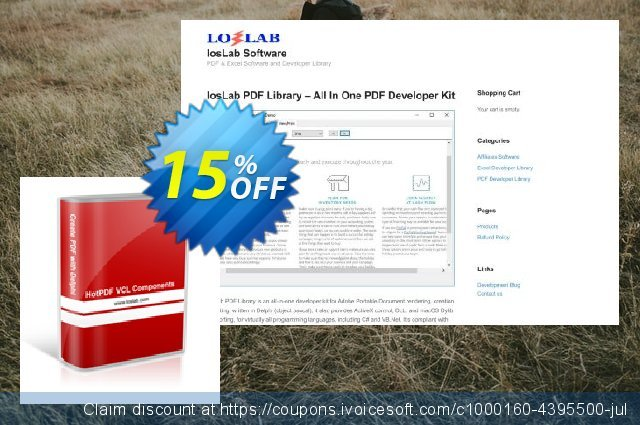 HotPDF Single License discount 15% OFF, 2020 Halloween offering sales