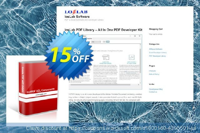 HotPDF Team/SME License discount 15% OFF, 2020 Halloween offering sales