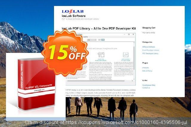 HotPDF Enterprise License discount 15% OFF, 2020 Halloween offering sales