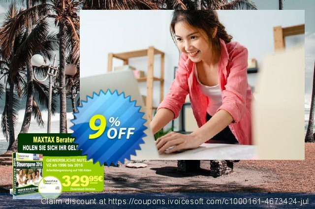 MAXTAX - Beraterversion 100 Akten - Neukunden discount 9% OFF, 2019 Exclusive Teacher discount offering sales