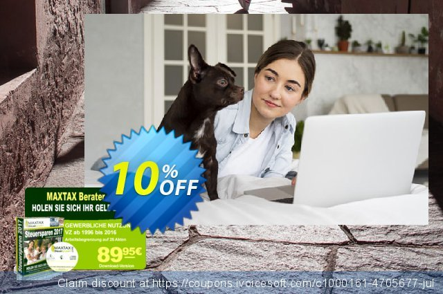 MAXTAX - Beraterversion 2018 - 25 Akten discount 10% OFF, 2020 4th of July offering sales