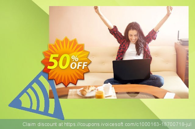 Start Hotspot - 1 month subscription discount 50% OFF, 2019 Halloween promo