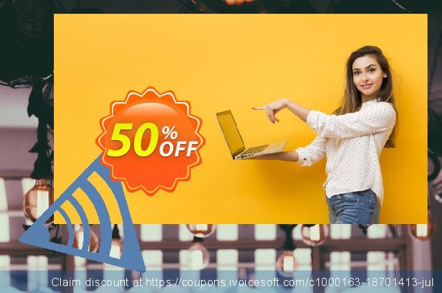 Start Hotspot Pro - 12 months subscription discount 50% OFF, 2020 College Student deals promotions