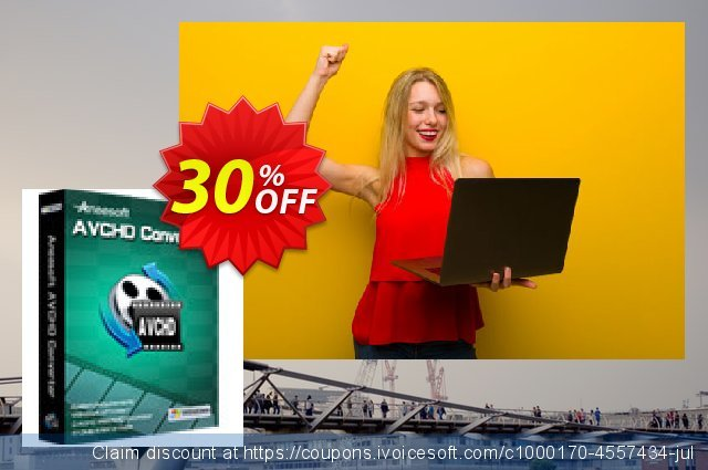 Aneesoft AVCHD Converter discount 30% OFF, 2021 New Year's Day offering sales