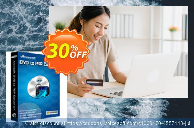 Aneesoft DVD to PSP Converter discount 30% OFF, 2020 Valentine's Day offering sales