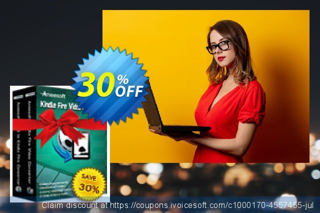 Aneesoft Kindle Fire Converter Suite discount 30% OFF, 2021 New Year's Day discounts
