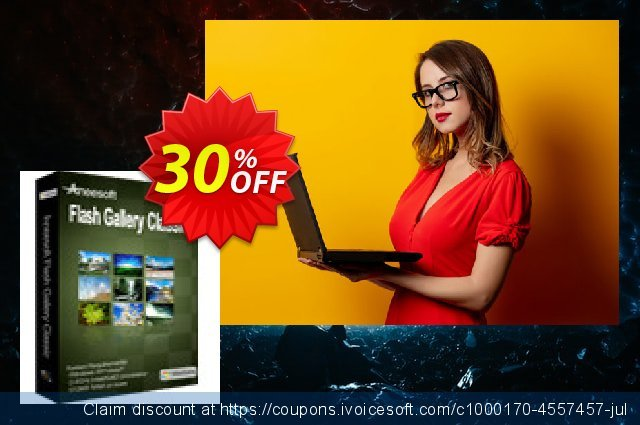 Aneesoft Flash Gallery Classic discount 30% OFF, 2019 Christmas Day offering sales