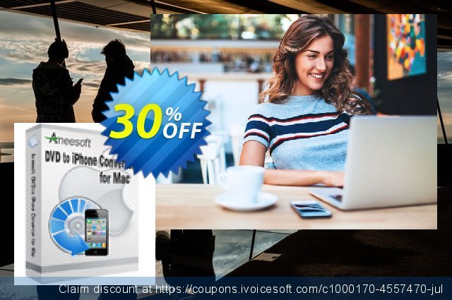 Aneesoft DVD to iPhone Converter for Mac  훌륭하   제공  스크린 샷