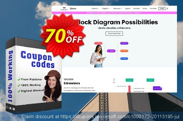 Edraw Viewer Component for Word discount 70% OFF, 2020 Exclusive Student deals offering deals