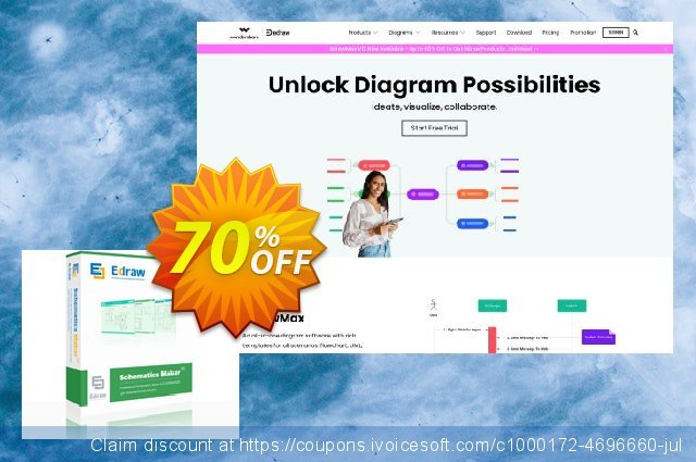 Schematics Maker Lifetime License discount 20% OFF, 2020 Back to School shopping promo