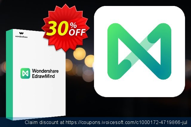MindMaster Annual Subscription Plan discount 30% OFF, 2021 Mother Day offering sales. 30% OFF MindMaster Annual Subscription Plan, verified