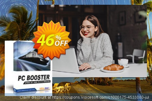 PC Booster (French) discount 46% OFF, 2021 New Year's Day promotions