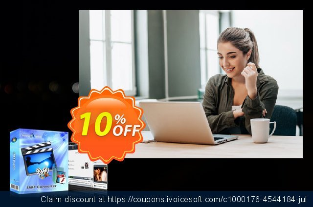 mediAvatar SWF Converter discount 10% OFF, 2019 Thanksgiving Day offering sales