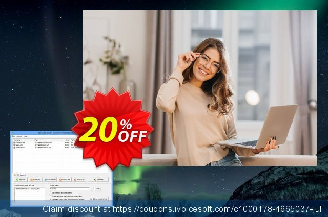 Okdo All to Ppt Converter Professional  서늘해요   할인  스크린 샷