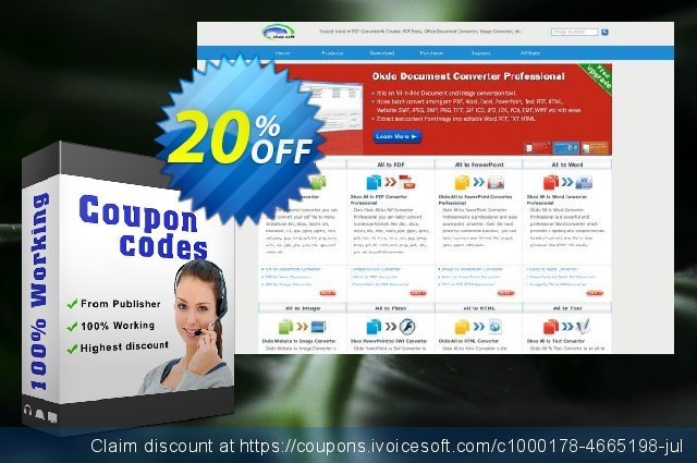 Okdo Tif to Ppt Pptx Converter discount 20% OFF, 2021 January discounts