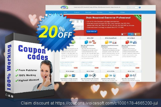 Okdo Txt Rtf to PowerPoint Converter discount 20% OFF, 2021 New Year's Weekend sales