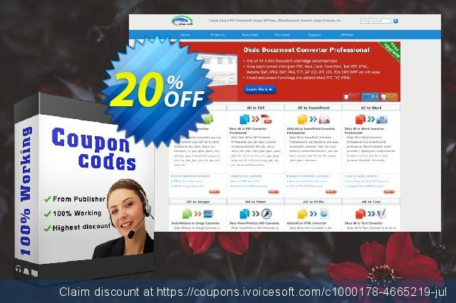 Okdo Word Rtf to Excel Converter discount 20% OFF, 2021 January sales