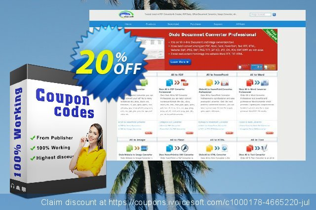 Okdo Word Rtf to Html Converter discount 20% OFF, 2021 Happy New Year deals