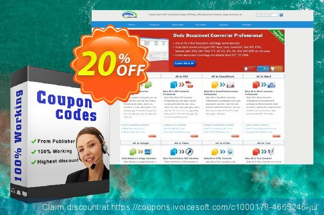 Okdo PowerPoint Merger Command Line discount 20% OFF, 2019 Halloween discounts