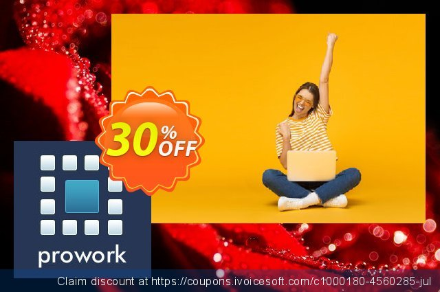 Prowork Enterprise Cloud 6 Months Plan 壮丽的 产品销售 软件截图