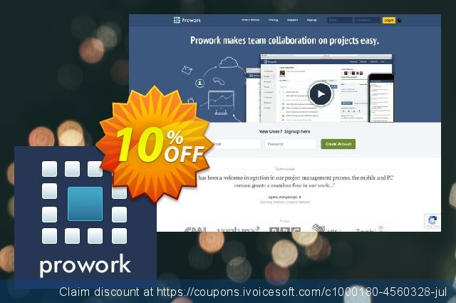 Prowork SMS 1000 Credits discount 10% OFF, 2020 Back to School event promo
