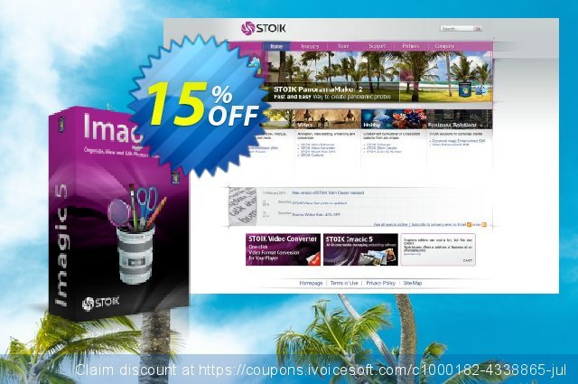 STOIK Imagic Premium discount 15% OFF, 2019 Back to School deals deals