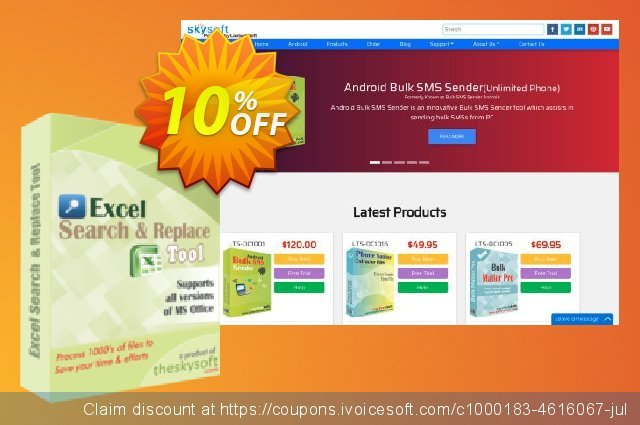 Excel Search and Replace Tool discount 10% OFF, 2019 College Student deals promo
