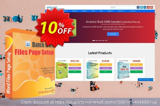 Batch Word Files Page Setup discount 10% OFF, 2019 Black Friday offering sales