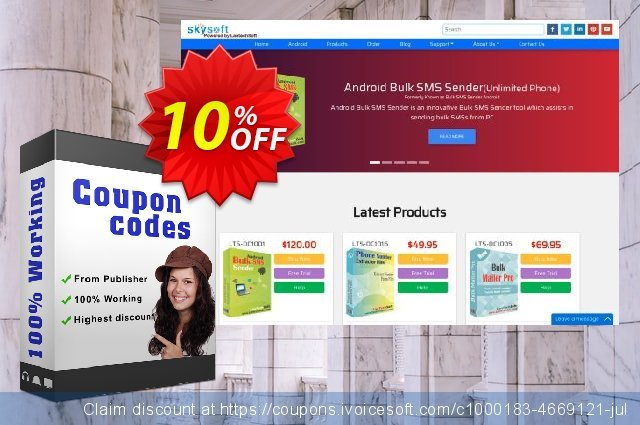 TheSkySoft Bundle Outlook Email and Number Extractor discount 10% OFF, 2020 Labour Day offering sales