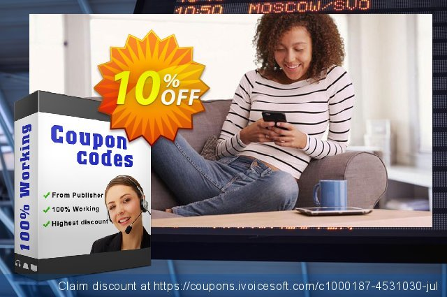 idoo Video to FLV Converter discount 10% OFF, 2020 Back to School offer promotions