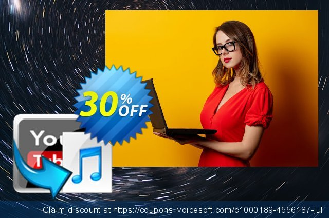 Enolsoft YouTube to MP3 Converter for Mac discount 30% OFF, 2020 Spring offering deals