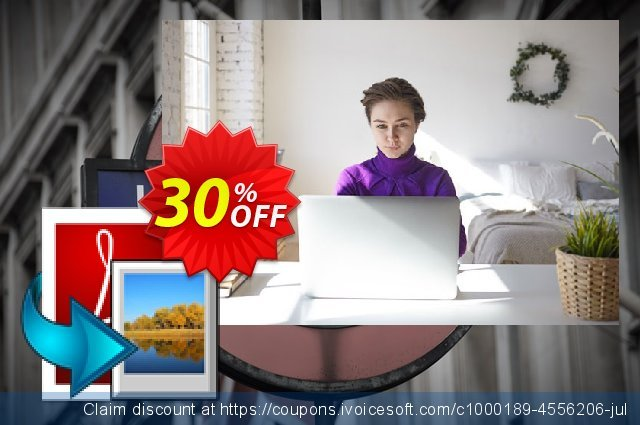 Enolsoft PDF to Image for Mac discount 30% OFF, 2019 Back to School event offering sales