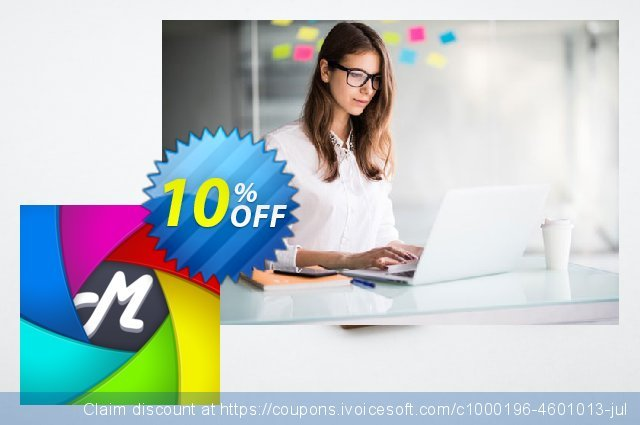 PhotoMagic Pro for Mac discount 10% OFF, 2019 Back to School event promo sales