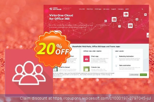 Virto Active Directory User Service  for SP2007 discount 10% OFF, 2019 Halloween offering sales
