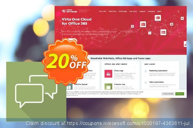 Virto Social Aggregator Web Part for SP2007 discount 10% OFF, 2019 Teacher deals offering deals