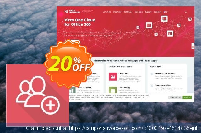 Virto Create & Clone AD User for SP2007 discount 10% OFF, 2019 American Independence Day offering sales