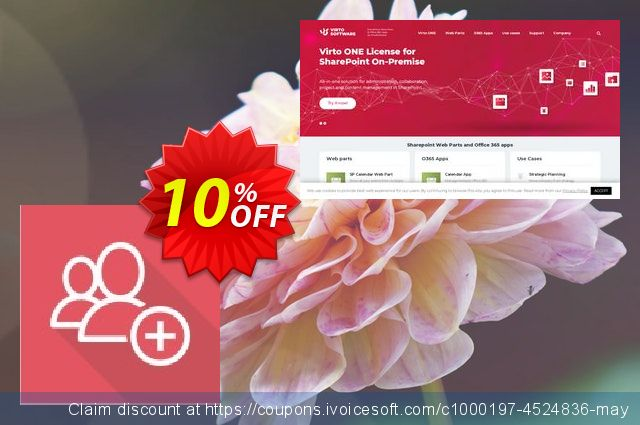 Dev. Virto Create & Clone AD User for SP2007 discount 10% OFF, 2019 New Year's eve sales