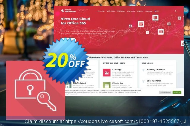 Dev. Virto Password Change Web Part for SP2010 discount 10% OFF, 2020 Black Friday offering sales
