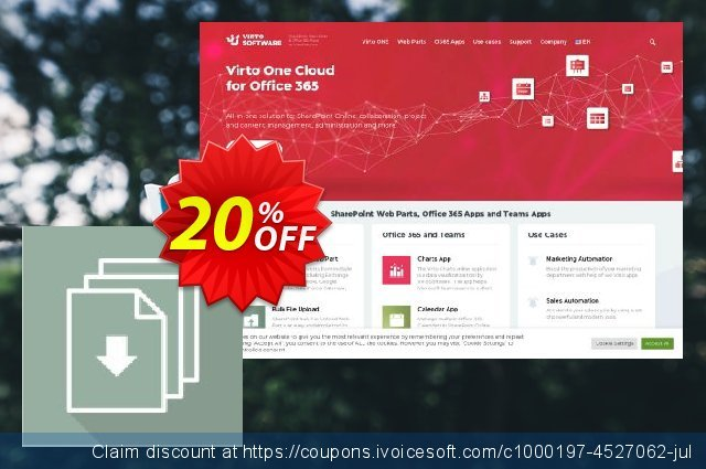 Virto Bulk File Download for SP2007 discount 10% OFF, 2019 Back to School event sales