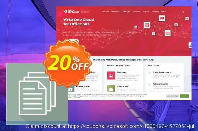 Virto Bulk File Copy & Move for SP2007 discount 10% OFF, 2019 Back to School deals offer