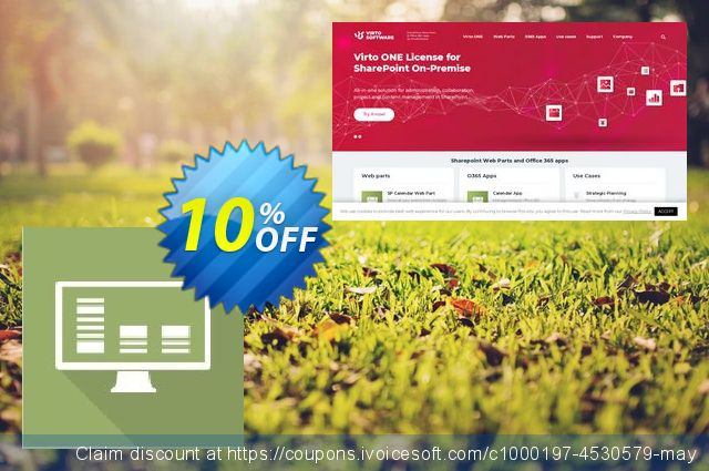 Dev. Virto Pivot View Pro for SP2010 discount 10% OFF, 2019 Exclusive Teacher discount offer