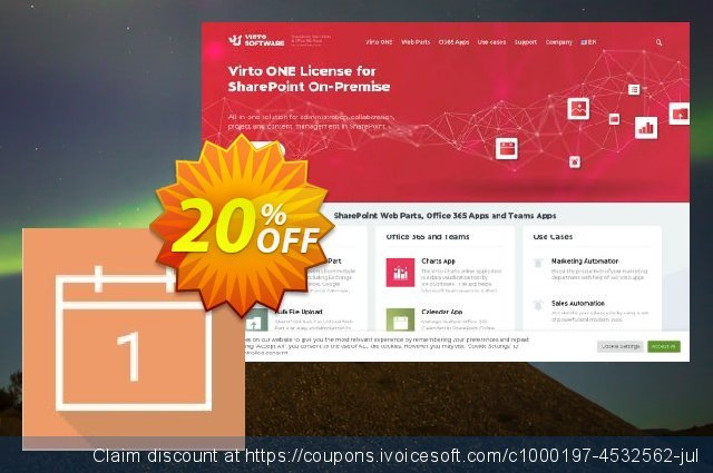 Virto Workflow Scheduler for SP2010 discount 10% OFF, 2020 New Year's Day offering sales