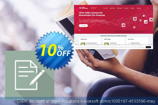 Dev. Virto Bulk Data Edit for SP2010 discount 10% OFF, 2019 Back to School Promos offering sales