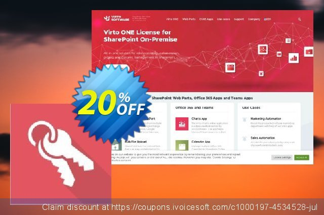 Virto Administration Suite for SP2010 discount 10% OFF, 2020 University Student offer promotions