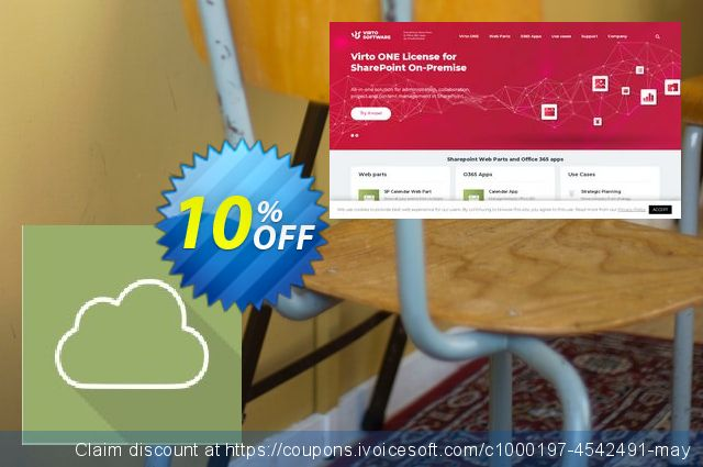 Dev. Virto Tag Cloud Web Part for SP2010 discount 10% OFF, 2019 Fourth of July promotions