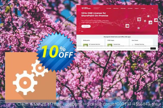 Dev. Virto Workflow  Suite for SP2010 discount 10% OFF, 2019 Exclusive Student discount offering sales