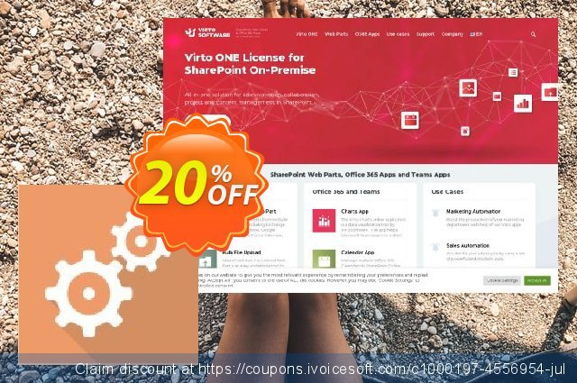 Virto Workflow Suite for SP2007 discount 10% OFF, 2019 July 4th discount