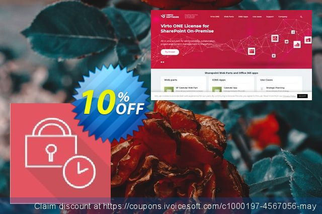 Dev. Virto Password Expiration Web Part for SP2010 discount 10% OFF, 2019 Fourth of July offering sales