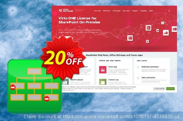 Migration of Virto Workflow Monitor from SP2007 to SP2010 discount 10% OFF, 2020 Black Friday offering sales
